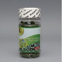 Zöld alga kapszula